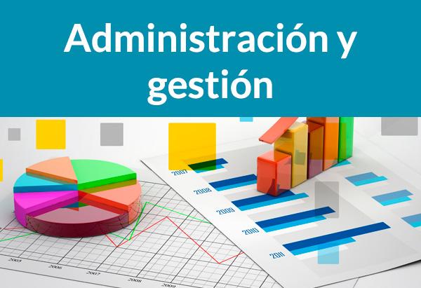 Cursos de administración y gestión